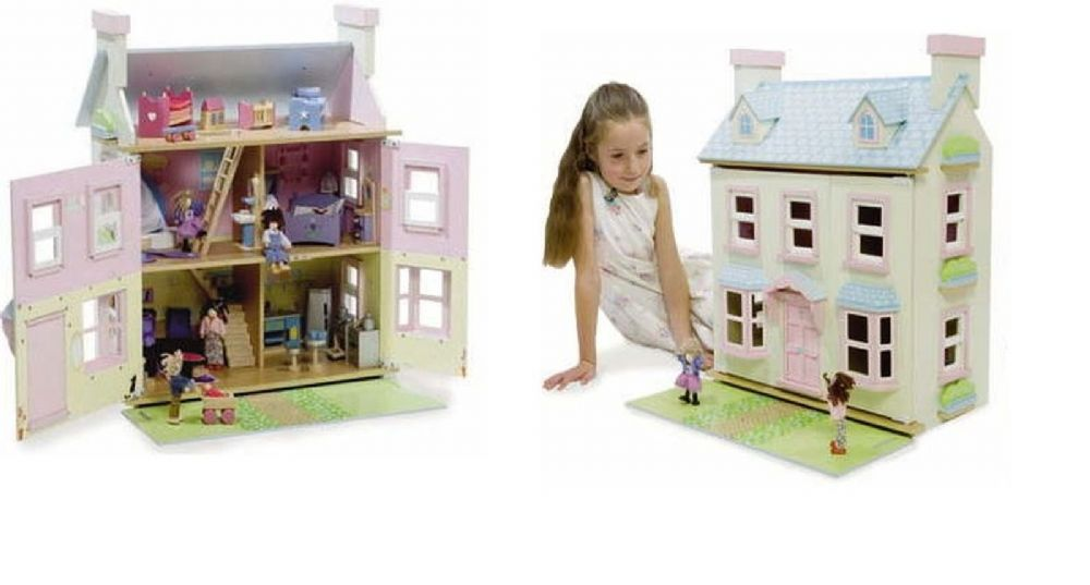 Mayberry Manor Dolls House with furniture